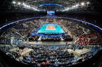 Foto vom DVV-Pokalfinale 2018:  2018 © DVV / Conny Kurth