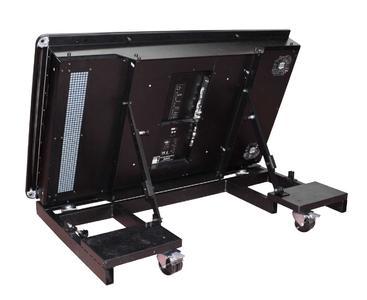 eyevis LCD Videobande (rück)