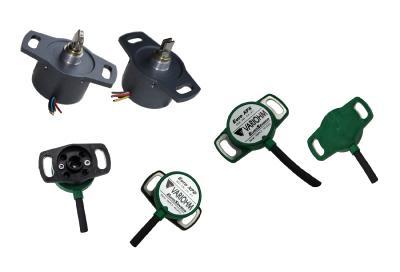 Variohm's Euro XP, XPK and XPD series angle sensors