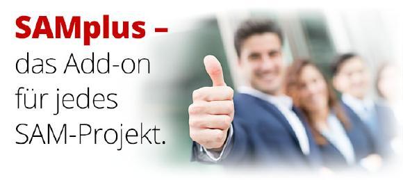 U-S-C SAMplus - Das perfekte Add ON für ein SAM-Projekt