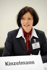 Julia Kinzelmann, Project Management transfairlog