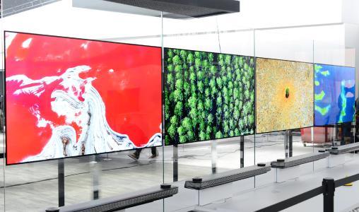 Bild LG SIGNATURE OLED TV