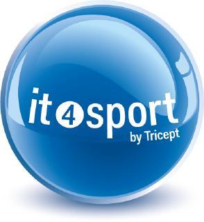 Neues Logo der it4sport