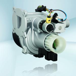 Der iNR 77 gewährleistet auf kleinstem Bauraum eine zukunftsfähige elektronische Verbrennungsregelung.