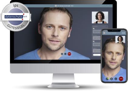 EPIKUR Videosprechstunde für Psychotherapeuten und Ärzte