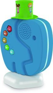 Der TECHNIFANT ist ein Audio-Player für Kinder ab 3 Jahren.