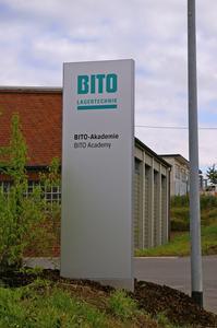 Am Hauptsitz in Meisenheim hat der Lagertechnik-Spezialist Bito eine moderne Akademie eröffnet.
