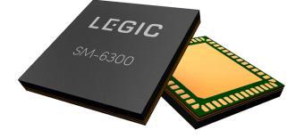 LEGIC SM-6300 - neu kompatibel mit allen weltweit relevanten RFID-Standards