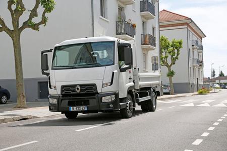 Der Renault Trucks D Cab 2 m ist in Deutschland von 6,5 bis 7,5 Tonnen lieferbar
