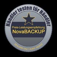 Preis-Leistungsempfehlung für NovaBACKUP