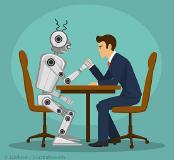 Mensch und oder Mensch gegen Maschine?
