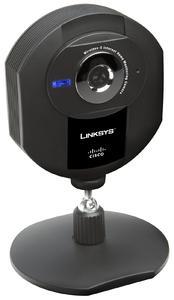 Sicherheit während der Sommerferien mit der Linksys Wireless-G Internet-Videokamera!