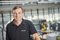 BU 2: Thomas Wieland, Bereichsleiter Engineering und Robotik.