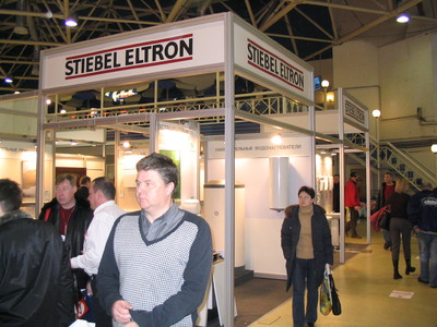 information innovation kommunikation stiebel eltron auf allen gro en messen europaweit. Black Bedroom Furniture Sets. Home Design Ideas