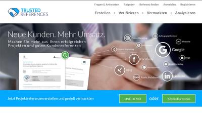 Referenzmarketing: Partnerschaft von Trusted References und conosco