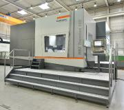 High Speed Cutting with the Handtmann HBZ Trunnion 160