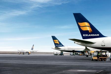 Image courtesy of Icelandair.