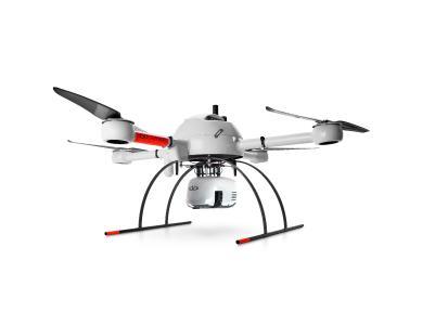 La nouvelle aaS Microdrones mdLiDAR1000HR s'appuie sur la dynamique de l'offre Microdrones as a Service et sur le succès de l'équipement de topographie mdLiDAR1000, qui a fait ses preuves sur le terrain.