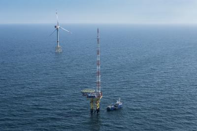 Abb. 1: Auch im Offshore-Bereich ermöglicht DIN EN ISO 12944 für feuerverzinkten Stahl erheblich dünnere Beschichtungen
