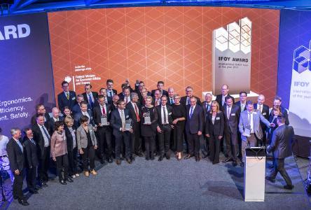 IFOY Award Ceremony 2017