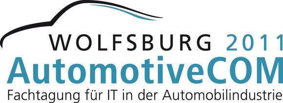 """Die Fachtagung """"AutomotiveCOm Wolfsburg 2011"""" findet am 8. September 2011 im Ritz Carlton Hotel in der Autostadt Wolfsburg statt"""