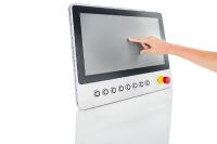 PCAP Technologie für Multitouch