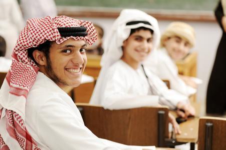 Auch mit der Veredelung von Geweben für traditionelle Kopfbedeckungen im arabischen Raum ist die AG Cilander aufgrund ihrer langjährigen Erfahrung äußerst erfolgreich / Bild: AG Cilander