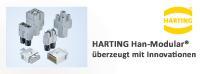 Harting: Innovationen bei Han-Modular®