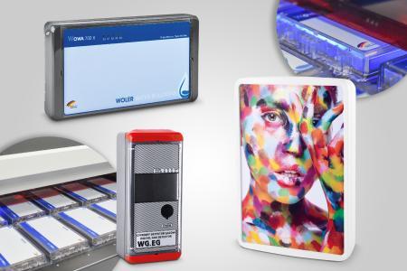 Für die individuelle Bedruckung von Elektronikgehäusen bietet Bopla unterschiedlichste Technologien an