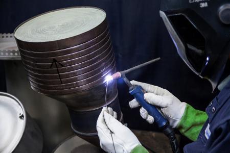 Cleantaxx Russfilterreinigung DPF Schweisstechnik Januar 2018