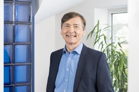 Peter Stürmann, Geschäftsführer VZM-Gruppe
