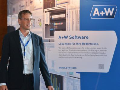 "A+W Geschäftsführer Peter Dixen: ""Wir wollen wissen, wo unsere Kunden der Schuh drückt!"""