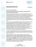 Pressemitteilung Nr. 38, Pilkington Deutschland AG 19. August 2021