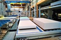 Automatische Beschickung des CNC-Bearbeitungszentrums mittels Portal