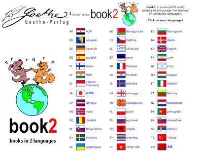 New/updated software: book2 Deutsch - Englisch v1.3