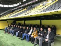 Partner-Netzwerktreffen von dormakaba im Signal Iduna Park in Dortmund