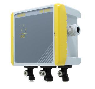 Mithilfe der neuen Pilotventilbox lassen sich die HESCH-Filtersteuerungen jetzt auch serienmäßig an Entstaubungsanlagen mit Pneumatik-Ventilen installieren