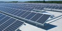 Solar Dächer: industrielle und kommerzielle Solar Dächer