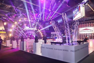 Outstanding Prolight + Sound for Elation Includes World Premiere Product Previews