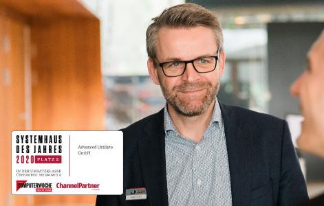 Gründer und Geschäftsführer der Advanced UniByte GmbH, Sandro Walker