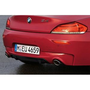 BMW Z4 sDrive35is, Diffusor