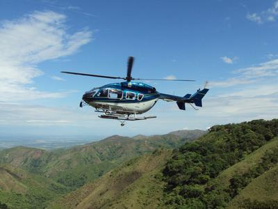 Eurocopter strengthens its Colombian market presence with Helistar's order for three more EC145 helicopters