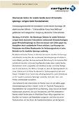 """Die Pressemitteilung """"Wachsende Gefahr für mobile Geräte durch Wirtschafts-spionage: certgate bietet Rundumschutz"""" im pdf-Format"""