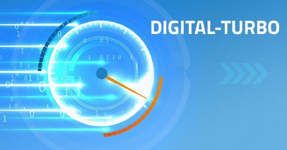 "Visual ""Digital-Turbo"" von LANCOM"
