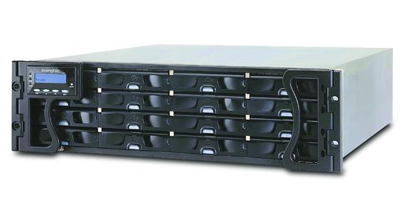 RAID-Speichersystem mit 8-Gigabit-Technologie