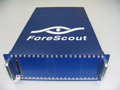 ForeScout stellt auf der CeBIT seine neue Integrated Security Appliance-Produktreihe ActiveScout und CounterACT vor