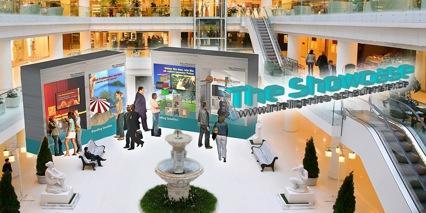 The Showcase, die neue Integration von Werbung und Kundendialog am POS