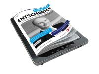 Entscheider kompakt das neue Online-  und Printmagazin des Digital FUTUREcongress