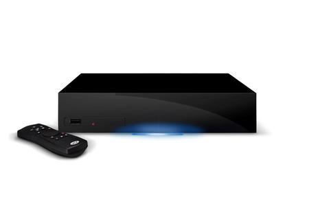 LaCinema Black MAX - das erste Wireless-High-Definition-Media-Center von LaCie verbindet PC und HDTV