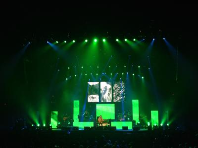 John Fogerty Plays The Classics On US Tour Backed By Bright and Engaging HARMAN's Martin Professional Rig
